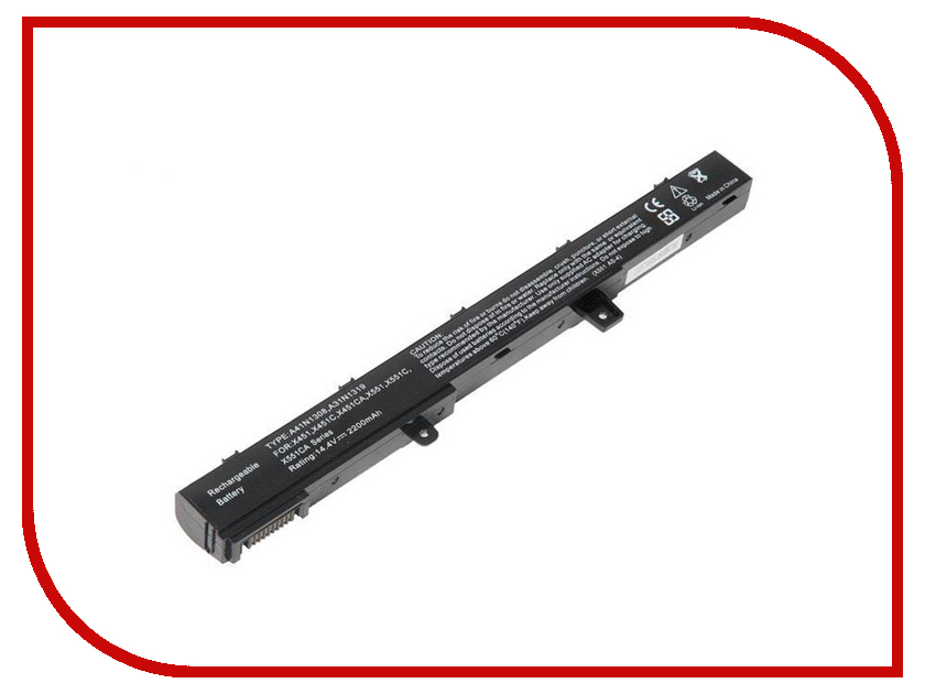 Аккумулятор RocknParts для Asus X441CA/X551CA/X551MA/X451C/X451CA/X551C 2200mAh. 14.4V 497169 han ke li hydrogen bonding and transfer in the excited state