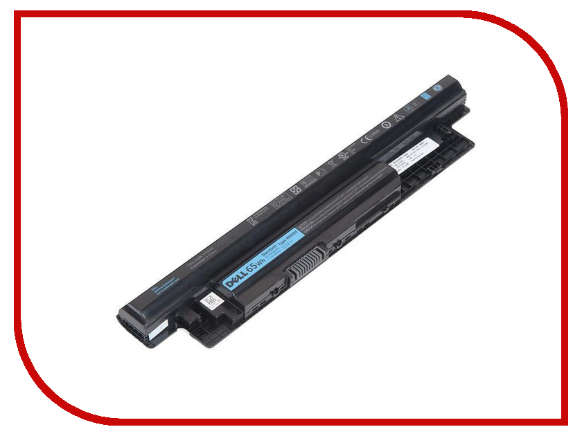 Аккумулятор RocknParts для Dell Inspiron 15-3521 65Wh 11.1 431937 11 1v 65wh original laptop battery vv0nf for dell latitude e5440 e5540 notebook free shipping vv0nf vjxmc genuine bateria