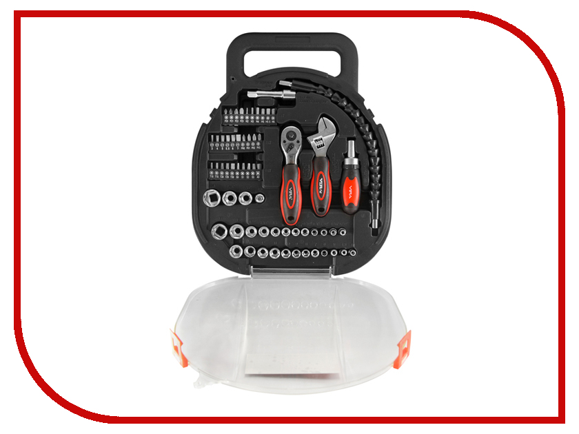 Набор инструмента Vira 305007 набор инструмента vira 305057