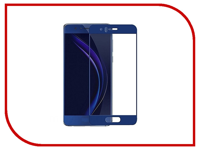 Аксессуар Защитное стекло для Huawei Honor 8 Ainy Full Screen Cover 0.33mm Blue AF-Hb1212F lcd screen display touch digitizer with frame for huawei honor 7i not for honor 7 blue or white or gold free shipping