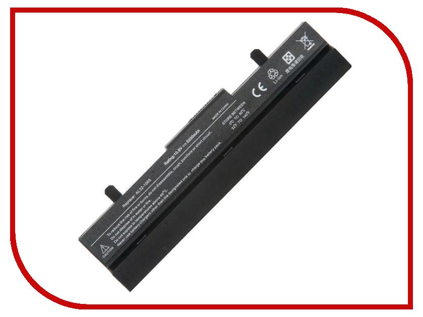 Аккумулятор RocknParts для Asus EEE PC 1001/1005 5200mAh 10.8V 538010 jigu new laptop battery for asus 870aaq159571 al23 901 al24 1000 ap23 901 eee pc 1000 eee pc 1000h eee pc 1000ha eee pc 1000hd