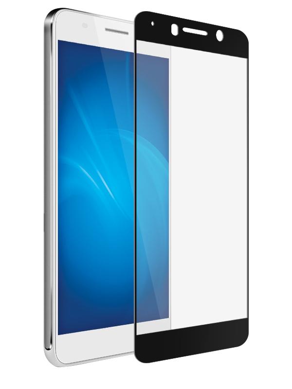 купить Аксессуар Защитное стекло Ainy для Honor 6A Full Screen Cover 0.33mm Black AF-Hb1210A по цене 424 рублей
