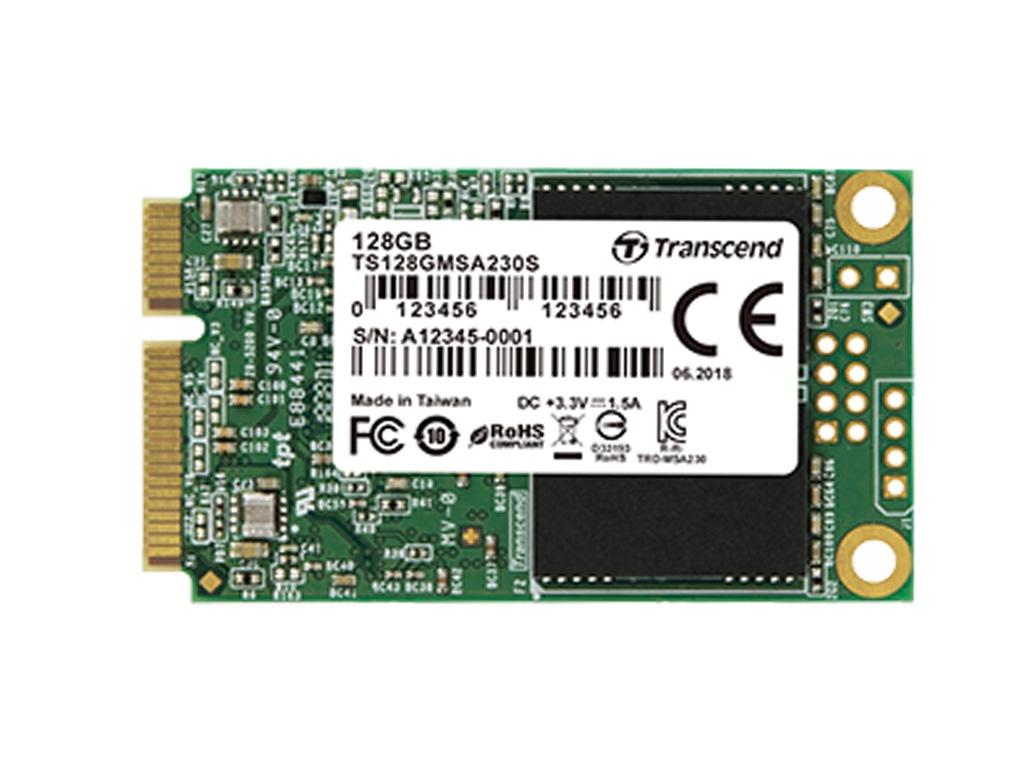 Жесткий диск Transcend 128GB TS128GMSA230S