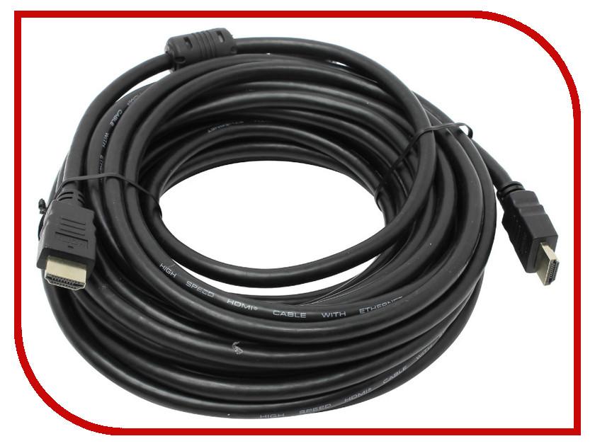 Аксессуар Telecom HDMI 19M ver 2.0 3D 15m TCG200F-15M профессиональная пассивная акустика eurosound port 15m