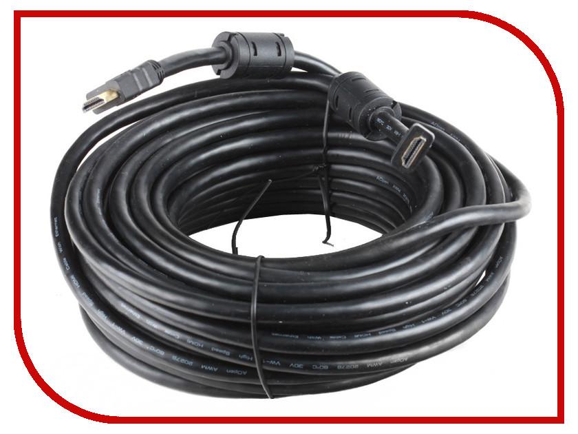 Аксессуар AOpen HDMI 19M 1.4V 3D 15m ACG511D-15M профессиональная пассивная акустика eurosound port 15m