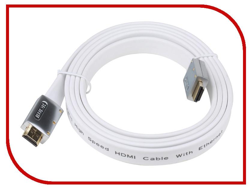 Аксессуар AOpen HDMI 19M 1.4V 3D 1.8m ACG545A-W-1.8M аксессуар aopen hdmi 19m 1 4v 3d 10m acg545a w 10m