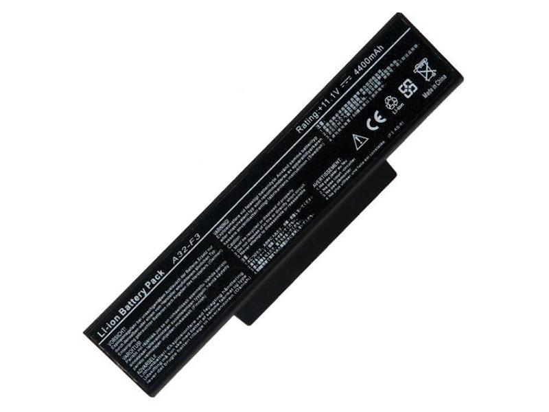 цена Аккумулятор RocknParts для Asus A9/F2/F3/Z53/M51 4400mAh 11.1V 445585 в интернет-магазинах