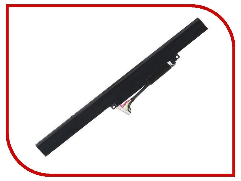 Аккумулятор RocknParts для Lenovo IdeaPad Z410/Z510 48Wh 14.4V 432038