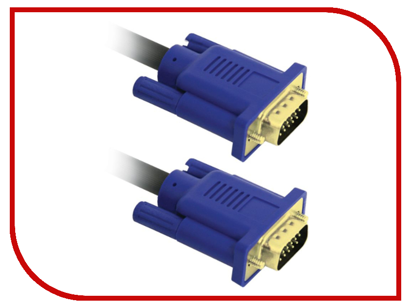 Аксессуар VCOM VGA M - VGA M 40m VVG6448-40MC