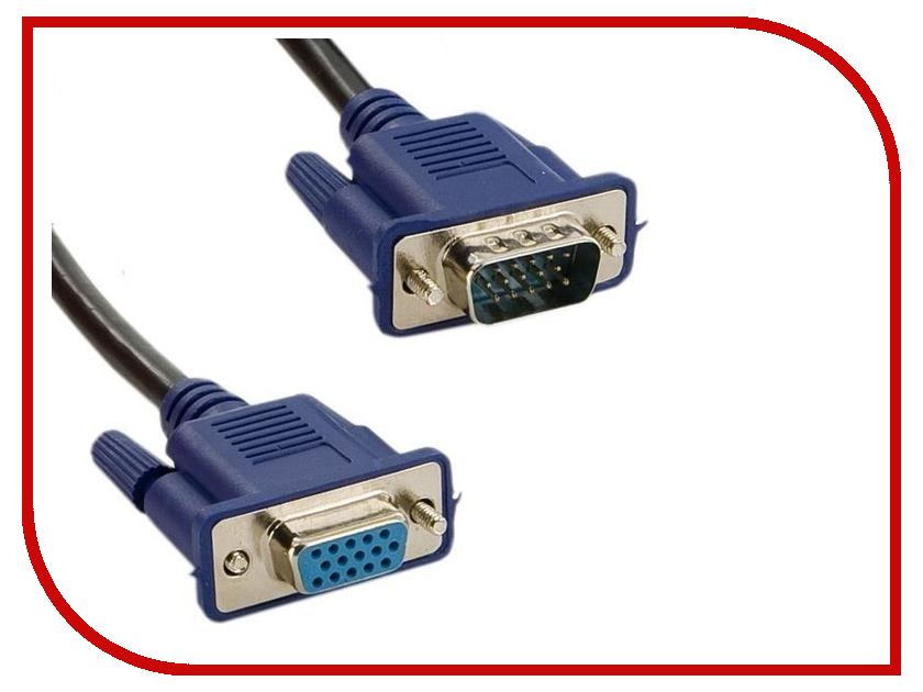 Аксессуар TV-COM VGA M - VGA F 3m QCG342AD-3M аксессуар tundra 4t 3m 1002762