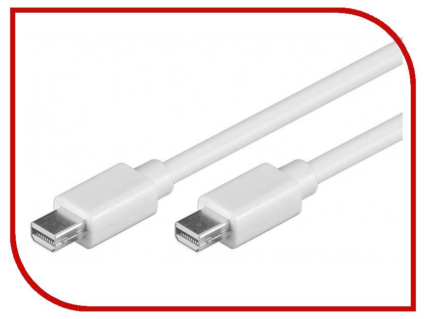 Аксессуар VCOM Mini DisplayPort M to Mini DisplayPort M 1.8m CG661-1.8M аксессуар henge docks mini displayport m to mini displayport f hda01mdp fdp