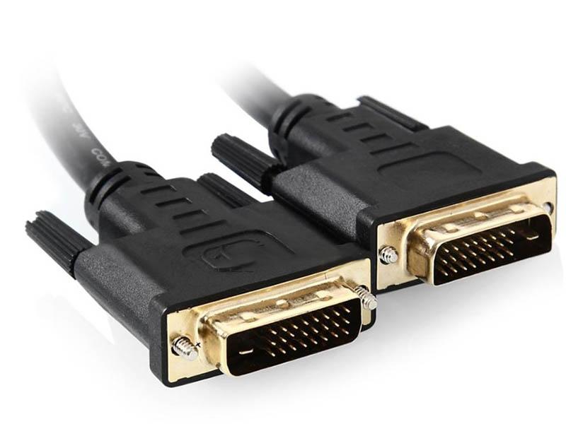 Аксессуар VCOM DVI Dual Link M 5m VDV6300-5M