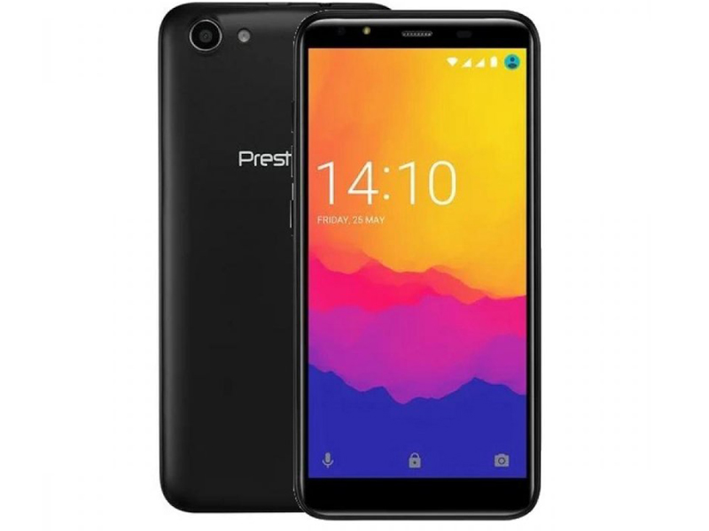 Сотовый телефон Prestigio Muze E5 LTE Black