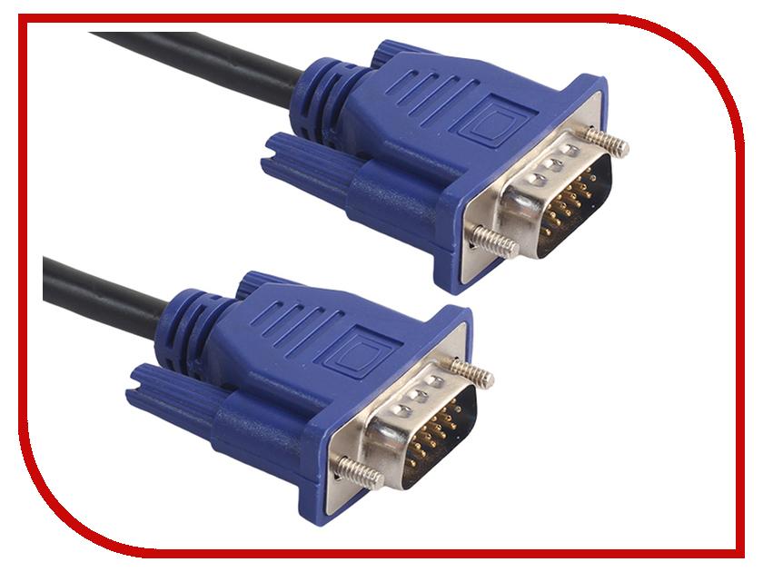 Аксессуар TV-COM VGA M to VGA M 10m QCG120H-10M