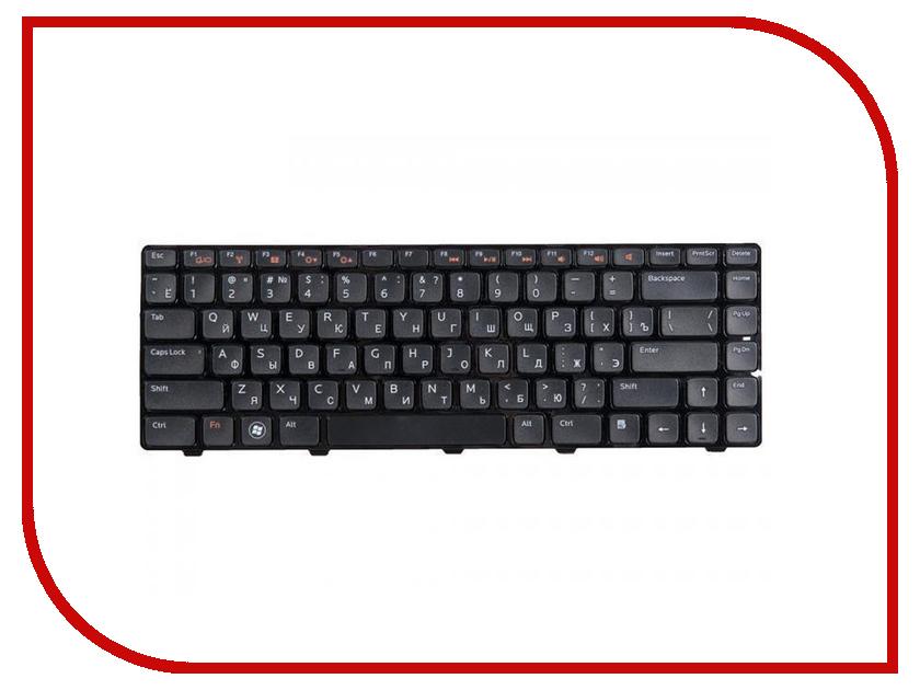 Клавиатура RocknParts для Dell Vostro 1540/3350/3450/3550/3555/5520/V131/Inspiron 14R/M4040/M4110/M5040/M5050/M5040/N4110/N4050/N5040/N5050/L502X Black 126838 аккумулятор для ноутбука for dell 7800mah dell inspiron 13r 14r 15r 17r m411r m501 m5010 n3010 n3110 n4010 n4110 n5010 n5030 n5110 n7010 n7110
