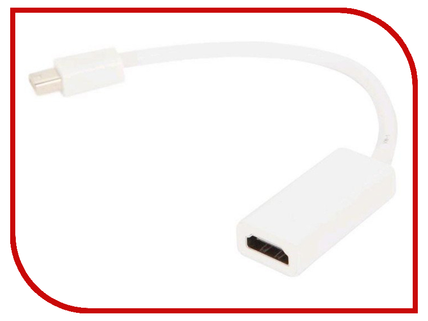 Аксессуар VCOM Mini DisplayPort M to HDMI F VHD6055