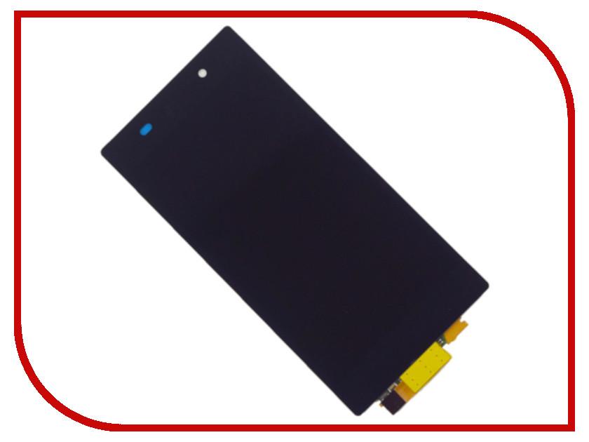 Дисплей Monitor для Sony Xperia Z1 C6903 Black 980 чехол флип для sony xperia z1 compact mini белый armorjacket
