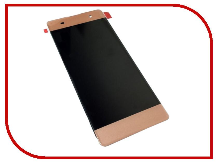 Дисплей Monitor для Sony Xperia XA / XA Dual F3111/F3112 Gold/Bronze 3322 ортопедическое изделие azovmed пояс собачья шерсть р 52 54 56
