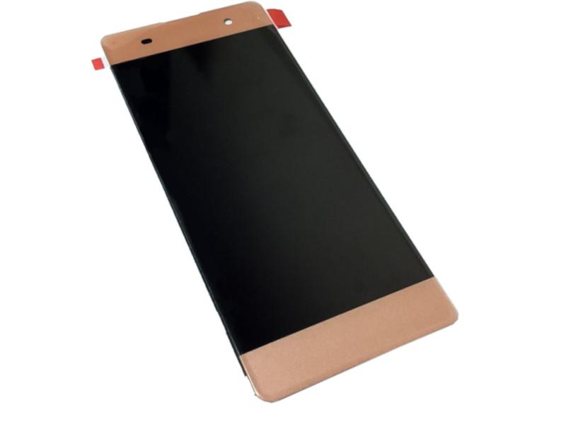 Дисплей Monitor для Sony Xperia XA / Dual F3111/F3112 Gold/Bronze 3322
