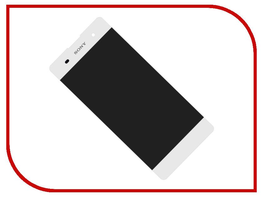 Дисплей Monitor для Sony Xperia XA / XA Dual F3111/F3112 White 3313