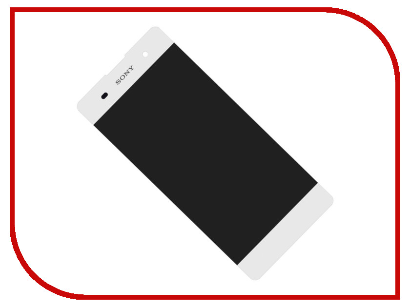 Дисплей Monitor для Sony Xperia XA / XA Dual F3111/F3112 White 3313 2m clip and magnet dual purpose usb endoscope cctv monitor