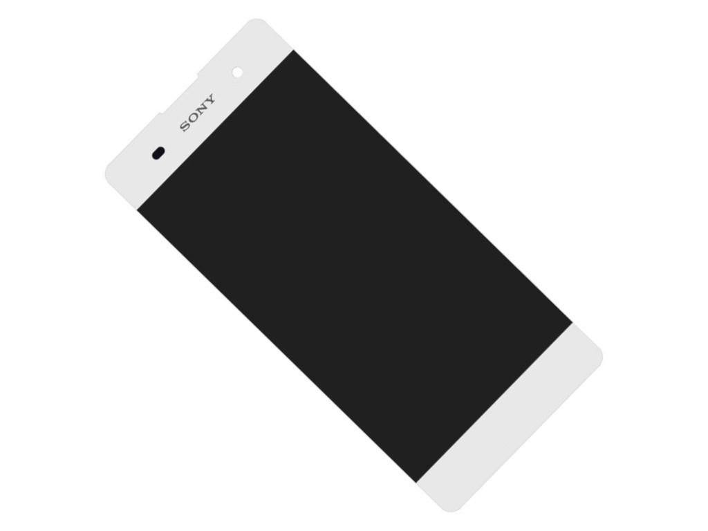 Дисплей Monitor для Sony Xperia XA / Dual F3111/F3112 White 3313