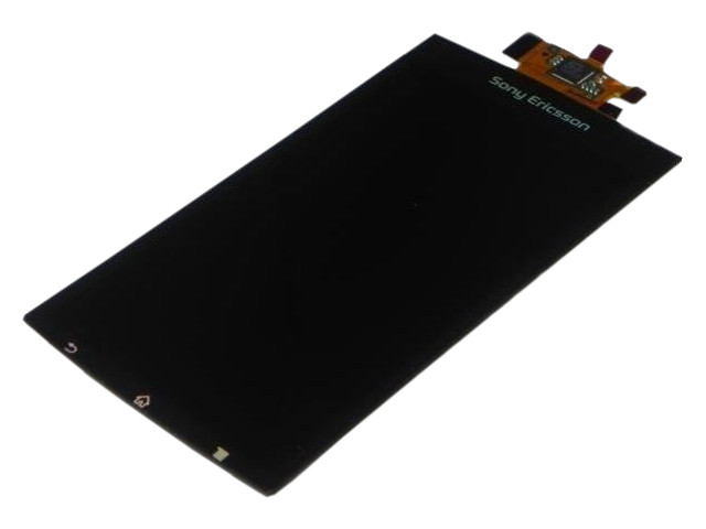 цены Дисплей Monitor для Sony Xperia Arc LT15 / LT18 Black 1972 (Оригинал)