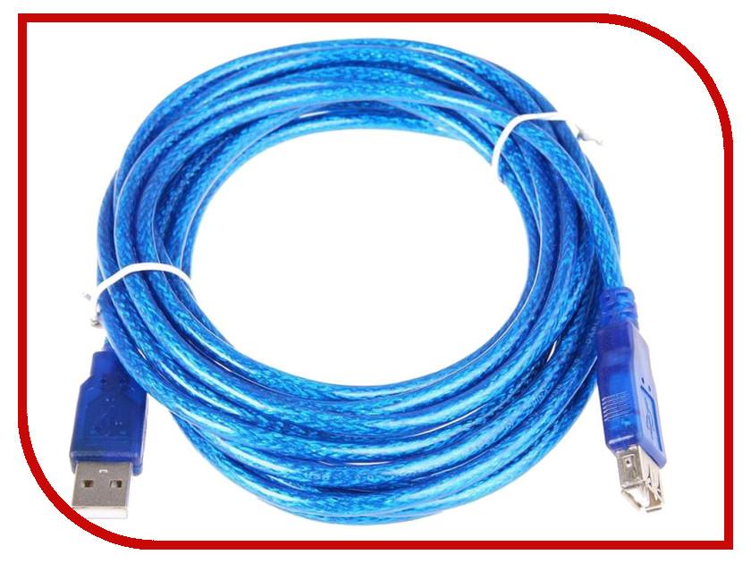 Аксессуар Telecom USB 2.0 AM/AF 5m VUS6956T-5MTBO аксессуар 5bites usb 3 0 am micro 9pin 0 5m tc303 05
