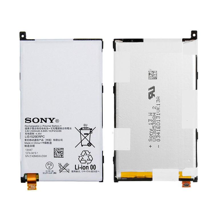 Аккумулятор Monitor для Sony Xperia Z1 mini D5503 LIS1529ERPC 1119