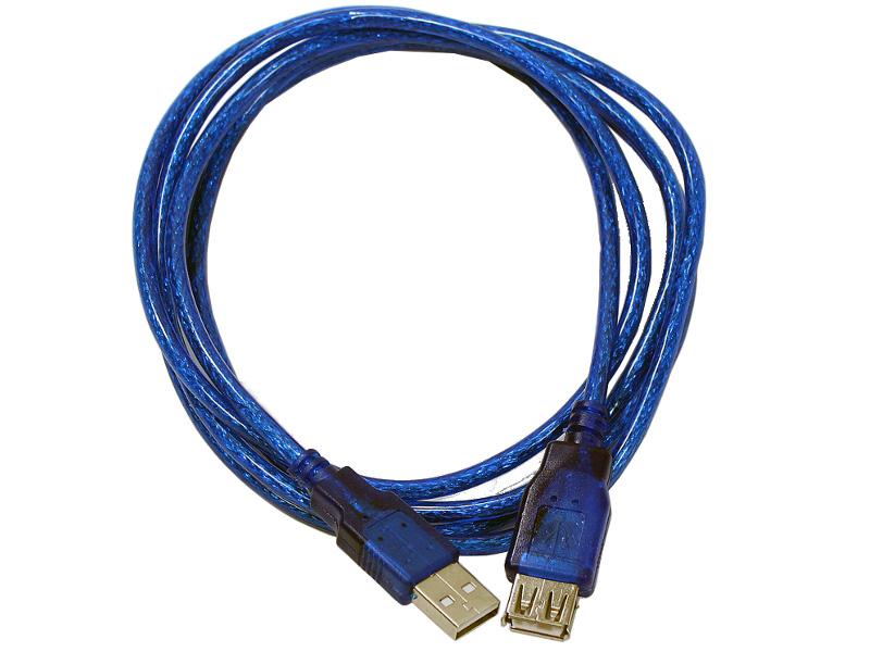 Аксессуар Telecom USB 2.0 AM/AF 1.8m VUS6956T-1.8MTBO