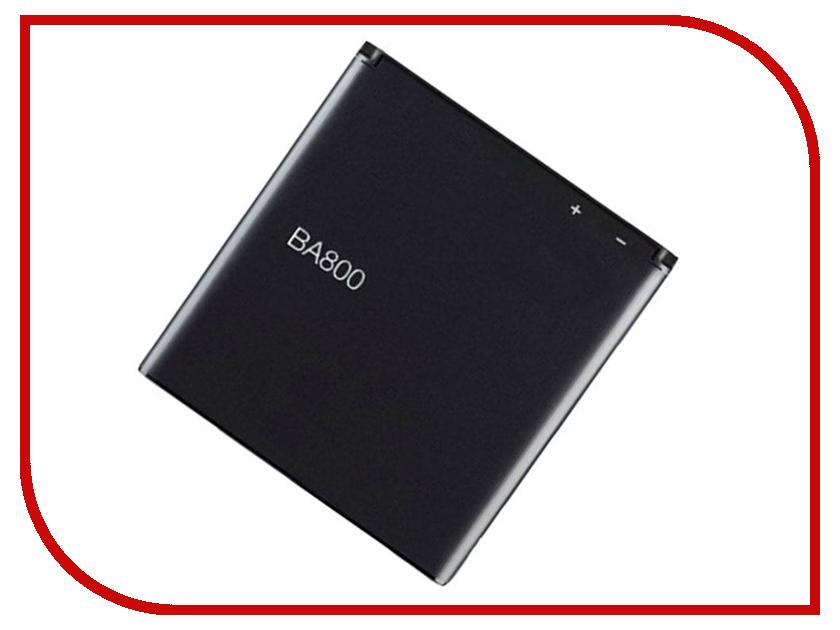 Аккумулятор Monitor для Sony Xperia V LT25i BA800 4057 (Оригинал) аккумулятор craftmann для sony ericsson xperia x10 mini 900mah craftmann