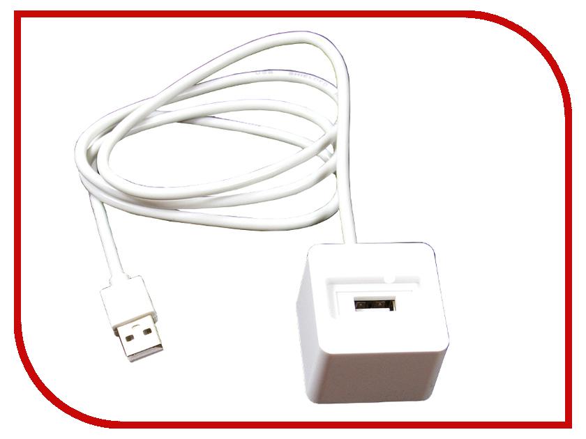 цена на Аксессуар Telecom USB 2.0 AM/AF 1m TUS6980-1M