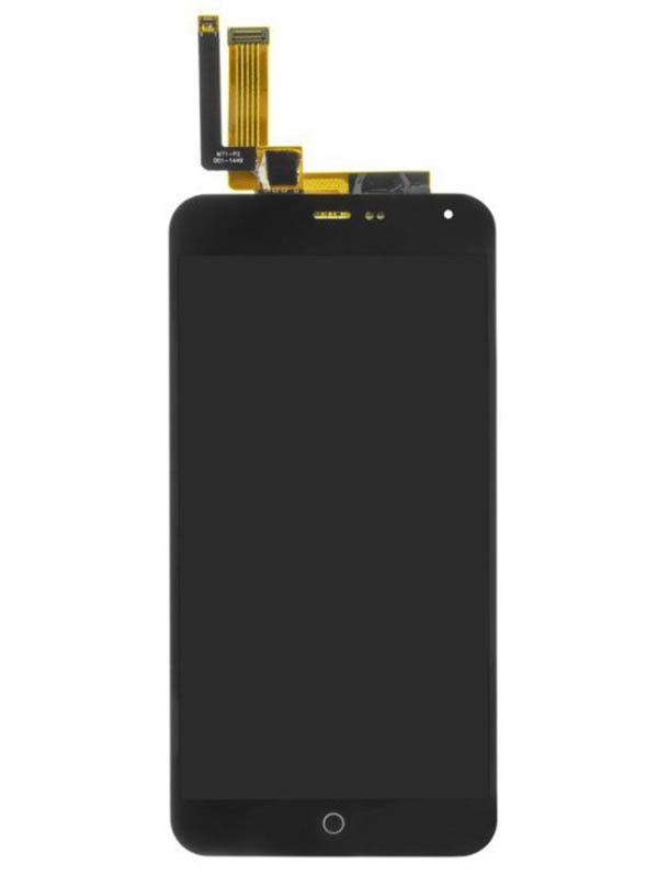 Дисплей Monitor для Meizu M1 Note Black 2595