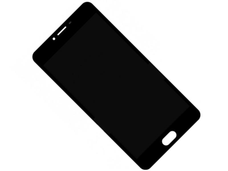 Дисплей Monitor для Meizu U20 Black 3247 (Оригинал)