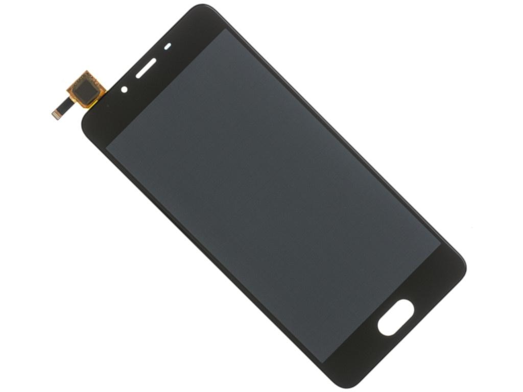 Дисплей Monitor для Meizu U10 U680h Black 2921 (Оригинал) смартфон meizu u10 32gb черный