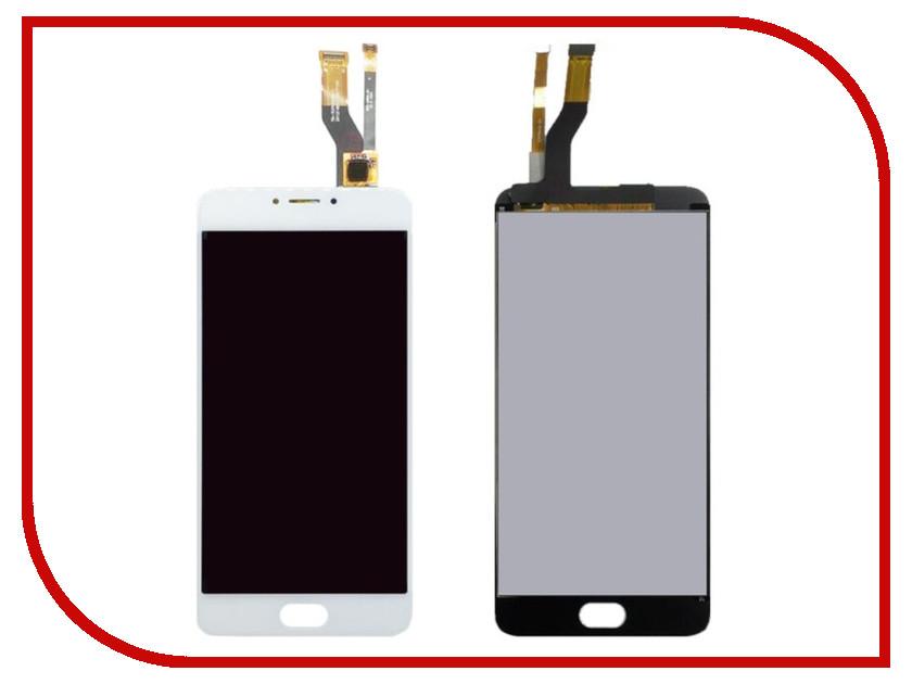 Дисплей Monitor для Meizu M3 Note M681 White 3491
