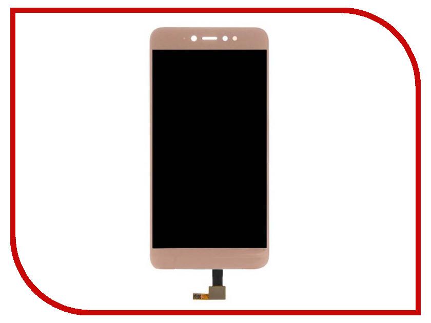 Дисплей Monitor для Xiaomi REDMI NOTE 5A Gold 4087 кейс для назначение xiaomi mi 8 mi 6x с узором кейс на заднюю панель цветы мягкий тпу для redmi note 5a xiaomi redmi note 5 pro xiaomi redmi note 4