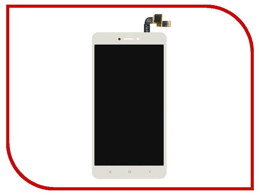 Дисплей Monitor для Xiaomi REDMI NOTE 4X White 3263 прозрачный прозрачный мягкий тонкий корпус для xiaomi redmi 4x