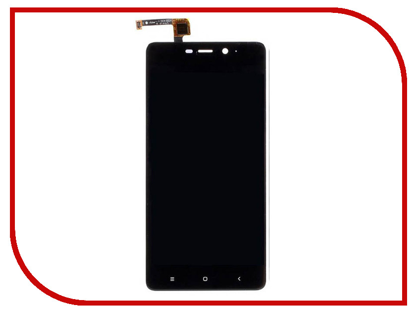 Дисплей Monitor для Xiaomi REDMI 4 PRO Black 3251 top quality new for xiaomi redmi hongmi 4 4 pro lcd display touch screen digitizer assembly replacement parts with tools as gift