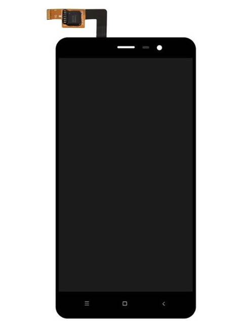 Дисплей Monitor для Xiaomi REDMI 3 / 3S Pro Black 2193