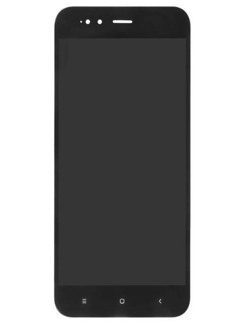 Дисплей Monitor для Xiaomi Mi5x / Mi A1 Black 4016