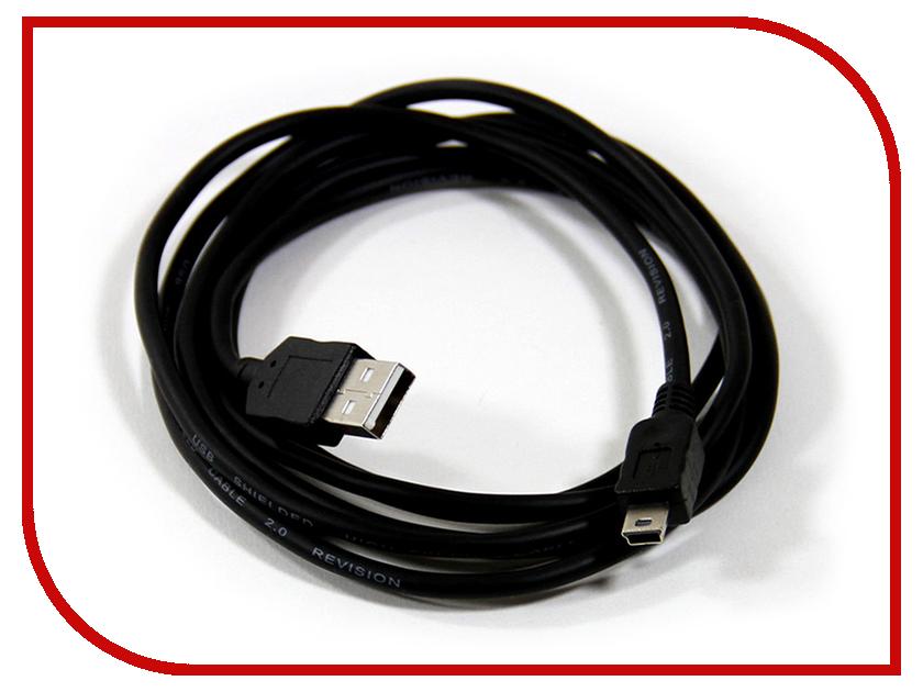 Аксессуар Telecom USB 2.0 to MiniUSB 5P 1.8m Black TC6911BK-1.8M кабель usb telecom tc6911bk 1 0m 1м tc6911bk 1 0m