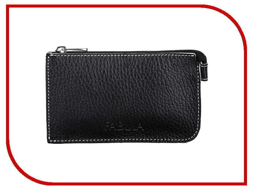 Футляр для ключей Fabula Blackwood KL.47.CD Black 240718 сумка для cd udg ultimate cd wallet 128 black