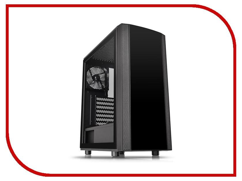 все цены на Корпус Thermaltake Versa J25 TG Black CA-1L8-00M1WN-00 онлайн