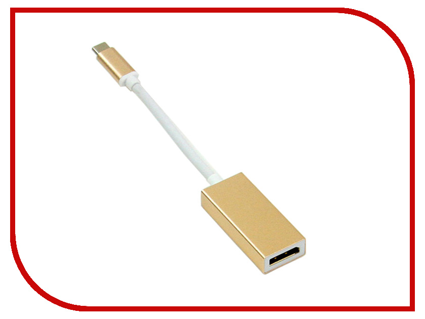 Аксессуар Telecom USB Type-C M to DisplayPort F 0.15m TCA422B аксессуар telecom usb type c m to vga f 0 15m tca421b