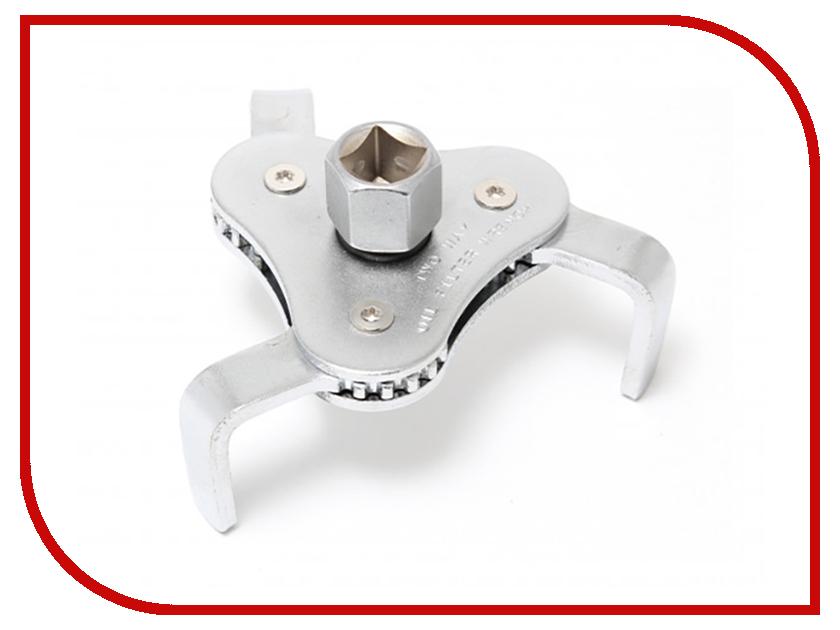 Съемник масляного фильтра Forsage Краб с плоским захватом F-61904A набор инструмента forsage t5052