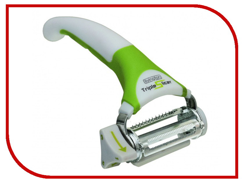 Набор для нарезки овощей Veila Triple Slicer convenient apple cutter slicer