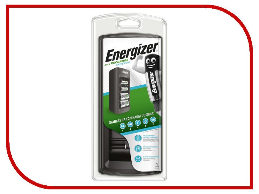 Зарядное устройство Energizer Accu Recharge Universal EMG929872 автомобильное зарядное устройство energizer hightech