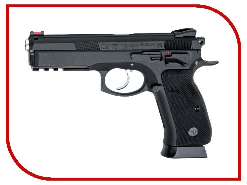 Страйкбольный пистолет ASG CZ SP-01 Shadow Blowback 18409 цена