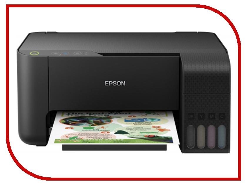 МФУ Epson L3100 C11CG88401 мфу epson l362 c11ce55401